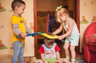 организация детского сада на дому