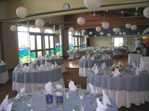 банкетный зал для празднования