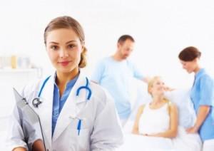 персонал частной клиники