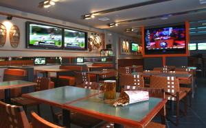 помещения под спорт-бар