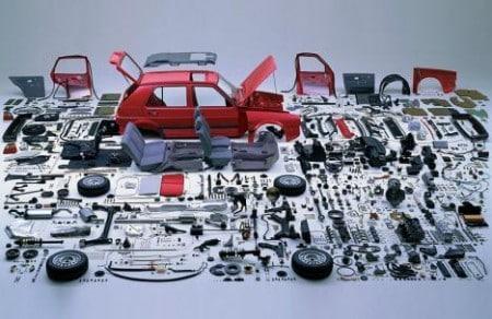 Идея бизнеса - магазин автозапчастей