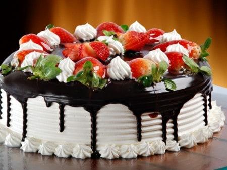 Класный торт