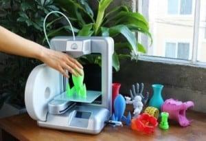 Инновационный бизнес 3d принтер