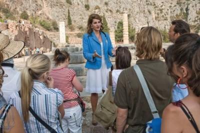 Туристический гид - летний заработок