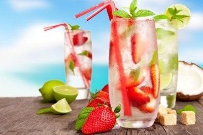 продажа напитков летом как бизнес