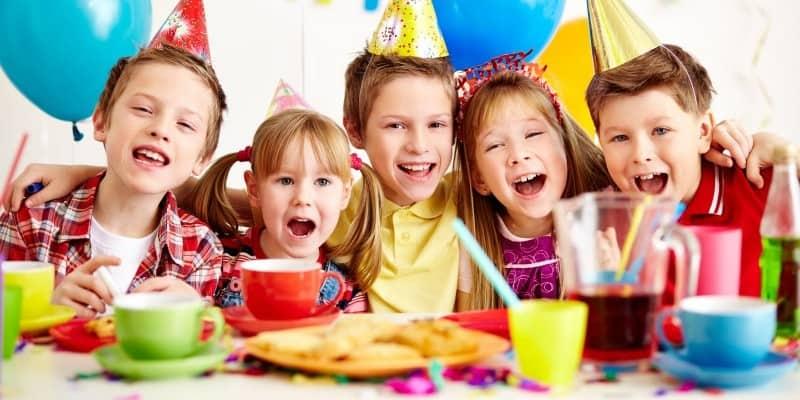 Организация детских праздников как бизнес