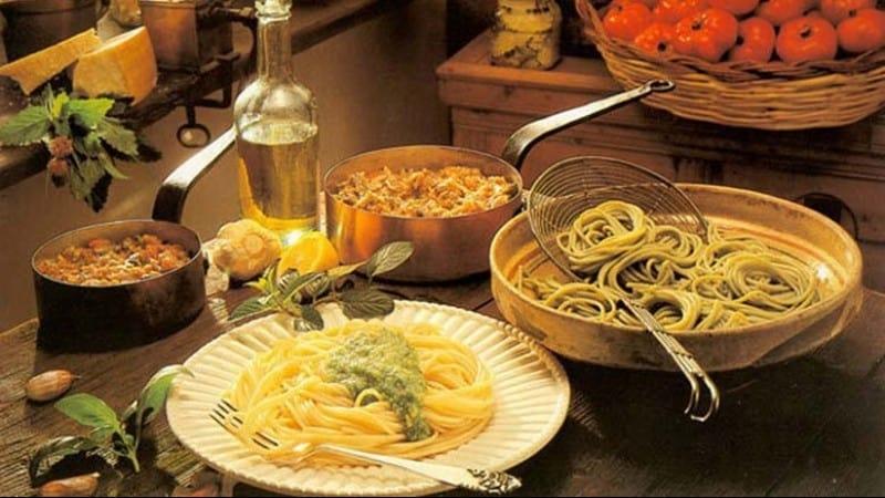 Планирование итальянского ресторана