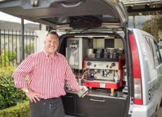 Кофейня на колесах как бизнес