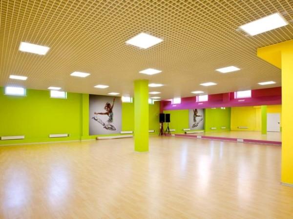 Помещение танцевальной студии