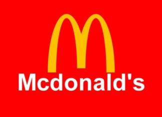 Открыть macdonalds