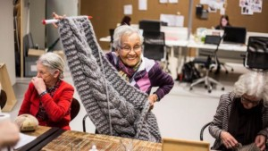 Работа для пенсионерок женщин