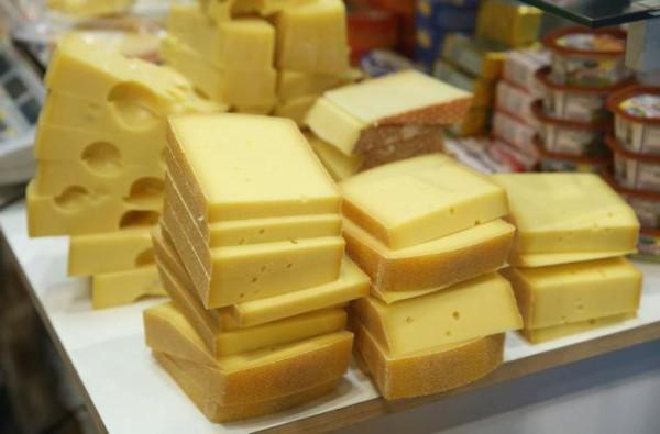 Технология производства сычужного сыра