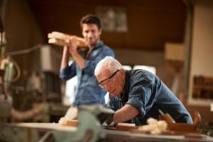 Работа для пенсионеров мужчин