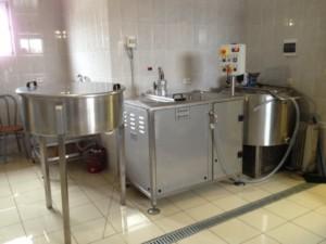 Оборудование для сыроварения